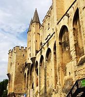 popes'palace, Avignon