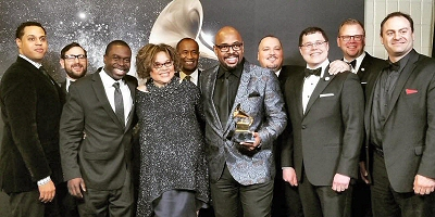 Christian McBride Band at the Grammys