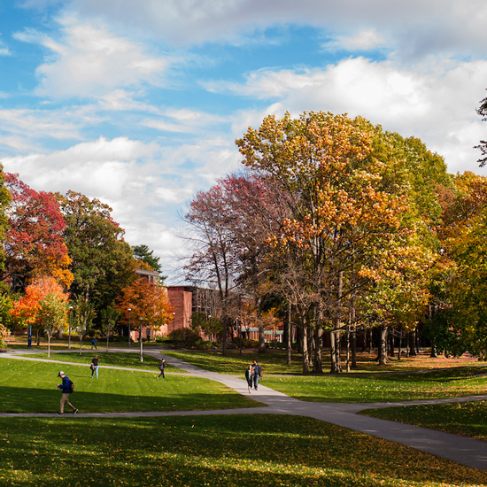 Skidmore+College+campus+in+the+fall