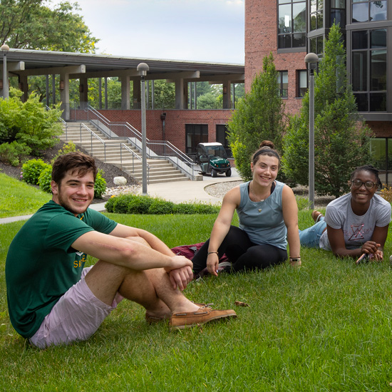 Students+outside+Scribner+Library