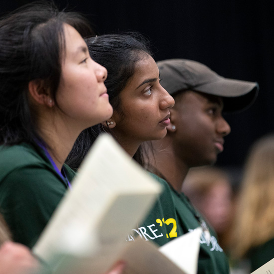 Skidmore+students+attend+Convocation