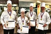 Skidmore chefs