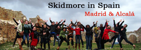 Skidmore in Spain header