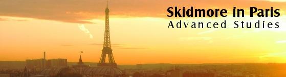 Skidmore in Paris