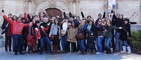 Spain Orientation group Spring 2014