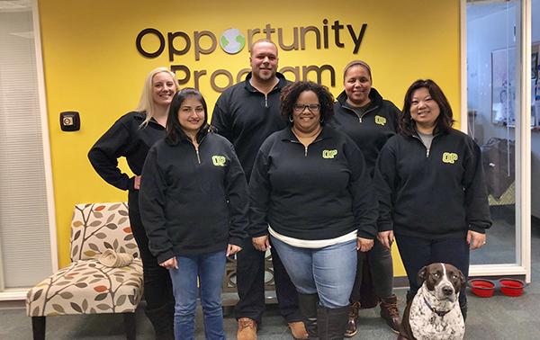 Opportunity Program staff photo