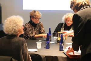Professional Women and Retirement workshop