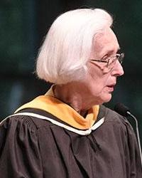 Judith Murdough Rollinson '56, P'90