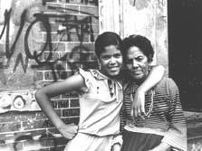Mel Rosenthal, East 173rd Street, The Bronx, photograph