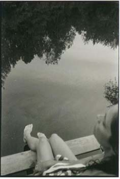Ruth Foote, 2002, from the At Arms' Length series, 8.5 x 11 inches, photograph