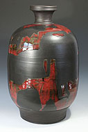 Black & Red Form, 2006
