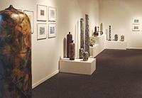 Installation, Schick Art Gallery, 2007