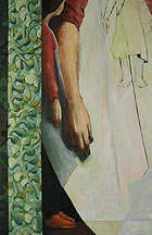 Deborah Morris, Things... Apron/Red Shoes, 2008