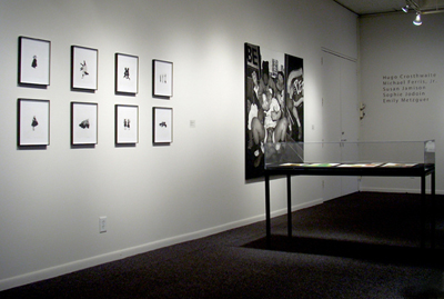 Installation View, The Figure Five Ways