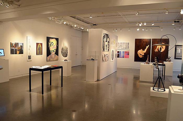 2016 Juried Skidmore Student Exhibition