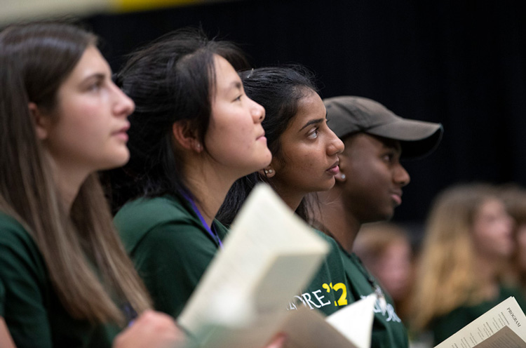 Creating Our Future: The Campaign for Skidmore raises a record $229.4M