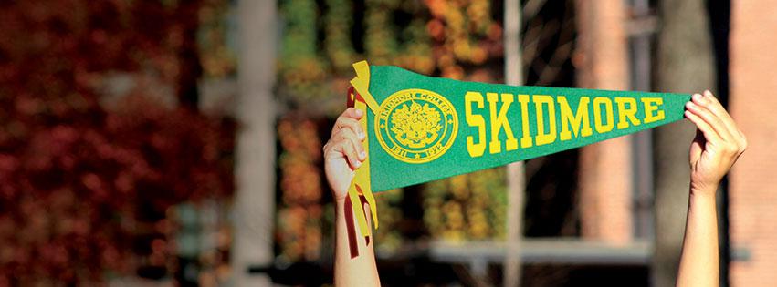 Skidmore Athletics Facebook Cover