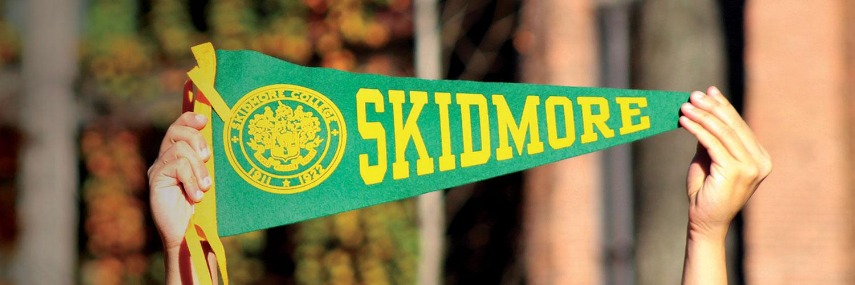 Skidmore Athletics TwitterHeader