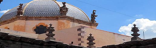Cupula En Queretaro April 2015
