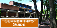 Summer Information Guide