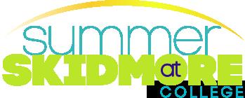 Summer at Skidmore