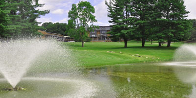 Skidmore Fountains