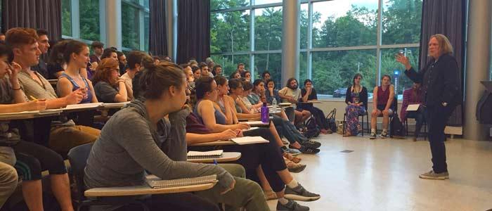 Anne Bogart, Participant Symposium, 2015 Workshop