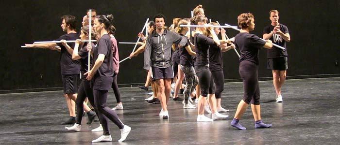 Summer Theater Training