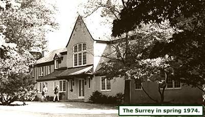 Surrey 1974