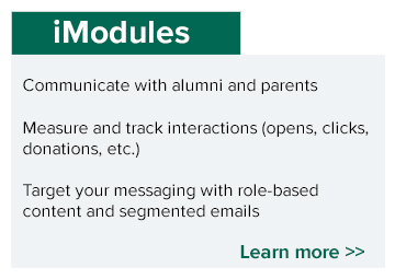 iModules resources