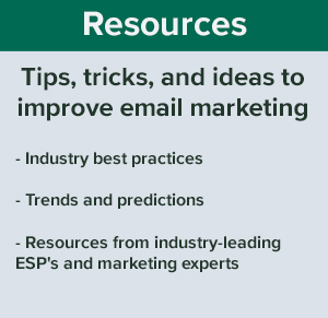 General email marketing resources