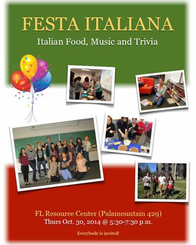Festa Italiana Oct 2014