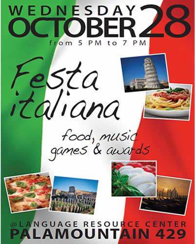 Festa Italiana Oct 2015