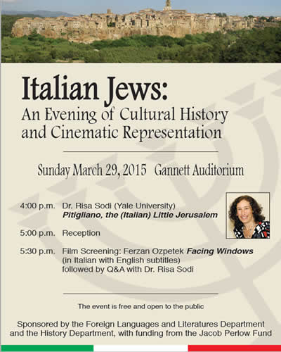 Italian Jews March 2015