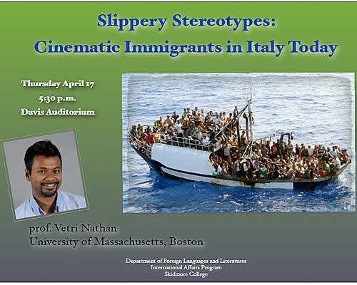 Slippery Stereotypes April 2014