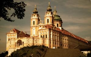 Monastery at Melk