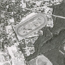 Aerial photography project to compare land use over time